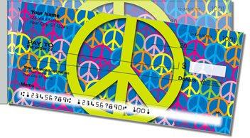 1960s Hippie Side Tear Design Checks