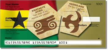 Adinkra Design Checks
