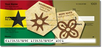 Adinkra Personalized Checks