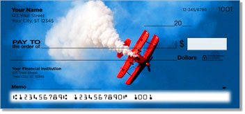 Aerobatic Air Show Design Checks