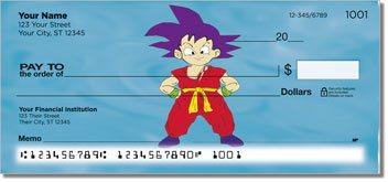 Anime Personalized Checks