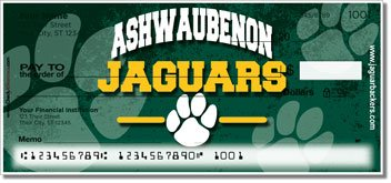 Ashwaubenon Academic Personalized Checks