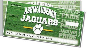 Ashwaubenon Athletic Side Tear Checks