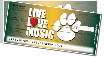 Ashwaubenon Music Side Tear Checks