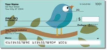 Baby Bluebird Checks