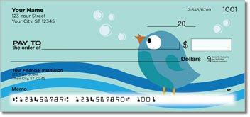 Baby Bluebird Design Checks