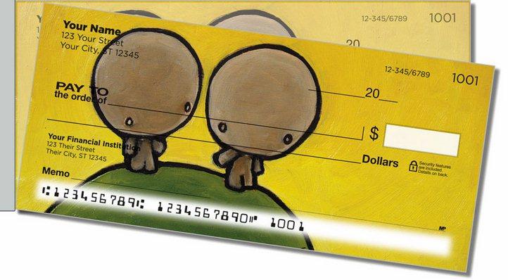 Babybol Quest Side Tear Personal Checks