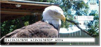 Bald Eagle Personalized Checks