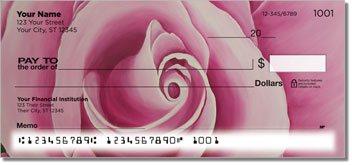 Beautiful Rose Design Checks