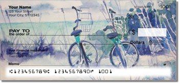 Bicycle Art Design Checks