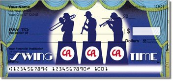 Big Band Personalized Checks