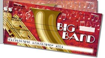 Big Band Side Tear Design Checks