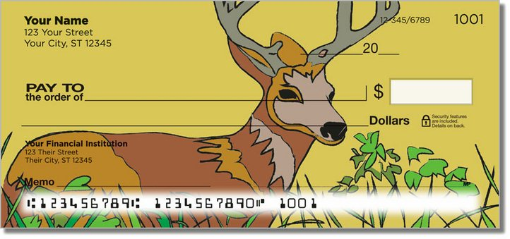Big Buck Personal Checks