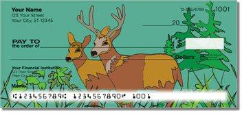 Big Buck Personalized Checks