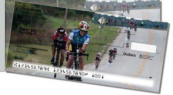 Bike Racing Side Tear Design Checks