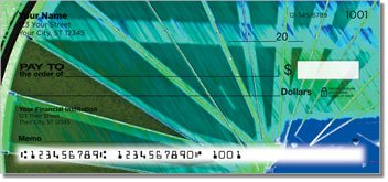 Bike and Paddle Personalized Checks