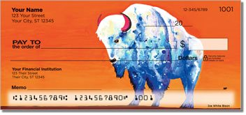 Bison Personalized Checks