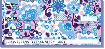 Bloom Personalized Checks
