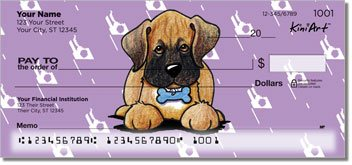 Boxer Personalized Checks