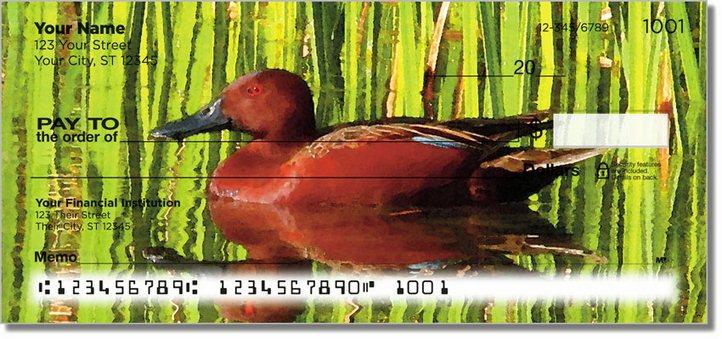 Bulone Bird Personal Checks