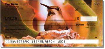 Bulone Bird Personalized Checks