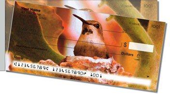 Bulone Bird Side Tear Personalized Checks