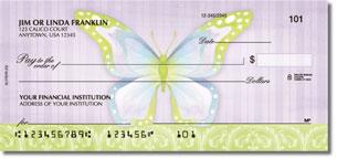 Beautiful Butterflies Checks