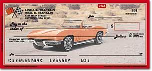 The Corvette Personal Checks