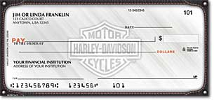 Harley-Davidson Live the Legend Checks