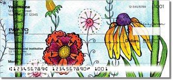 Flower Garden Checks