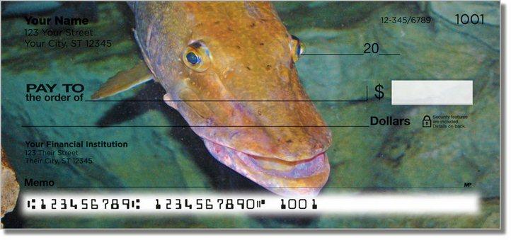 Freshwater Game Fish Personal Checks