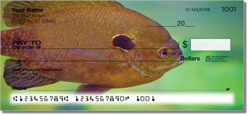 Freshwater Game Fish Personalized Checks