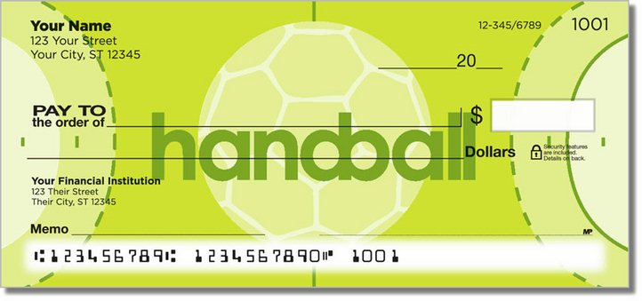 Handball Personal Checks