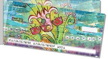 Happy Go Lucky Side Tear Personalized Checks