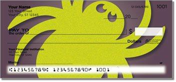 Happy Halloween Personalized Checks