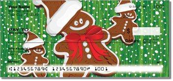 Happy Holidays 2 Personalized Checks
