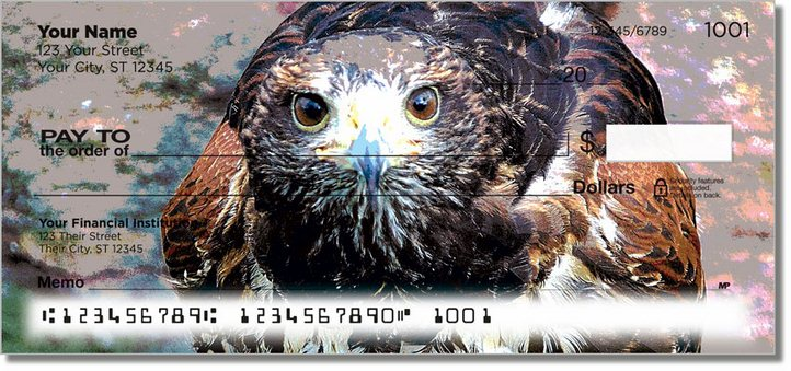 Hawk Personal Checks
