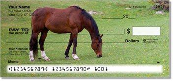 Horse Personalized Checks