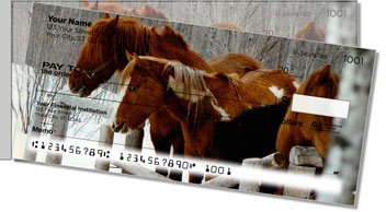 Horse Side Tear Checks