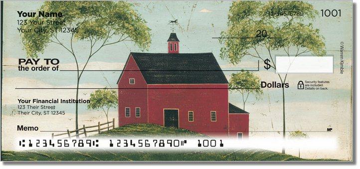 Kimble Barn Personal Checks
