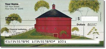 Kimble Barn Personalized Checks