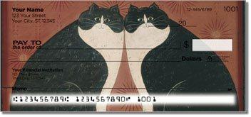 Kimble Cat Design Checks