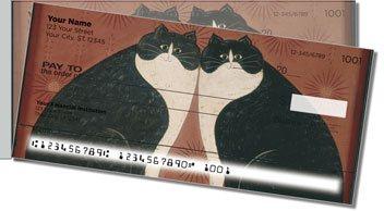Kimble Cat Side Tear Design Checks