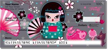 Kimono Cutie Design Checks