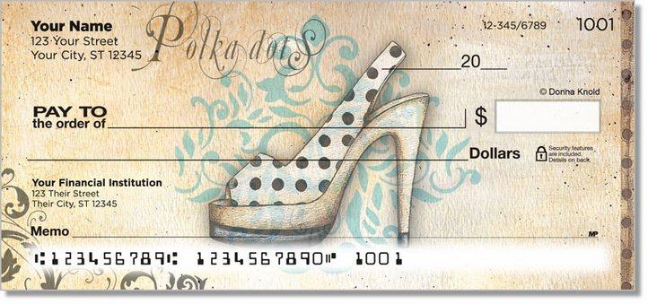 Knold Shoes Personal Checks