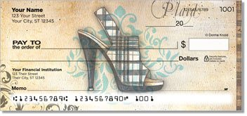 Knold Shoes Personalized Checks