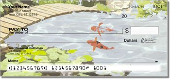 Koi Fish Design Checks