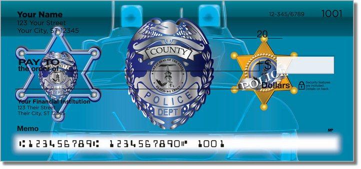 Law Enforcement 2 Personal Checks
