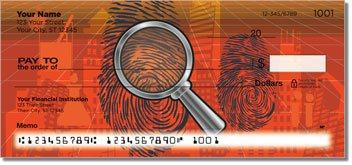 Law Enforcement 2 Personalized Checks