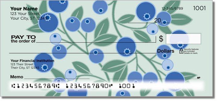 Lindgren Fruit Personal Checks